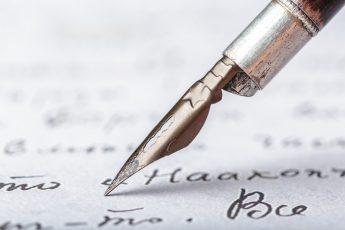 Brindes de escrita